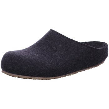 Schuhe Herren Hausschuhe Haflinger Michl 711033-377 grau