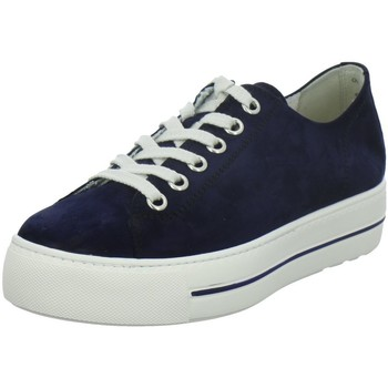 Schuhe Damen Sneaker Paul Green Super Soft 4790,176 blau