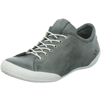 Schuhe Damen Sneaker Low Andrea Conti Schnuerschuhe 0340559032 grau