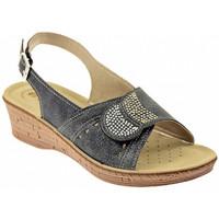 Schuhe Damen Sandalen / Sandaletten Inblu 26 76 sandale Multicolor