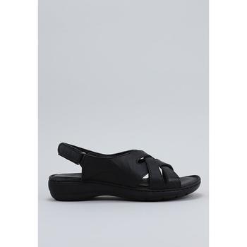 Schuhe Damen Sandalen / Sandaletten Amanda DALIA Schwarz