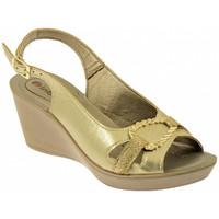 Schuhe Damen Sandalen / Sandaletten Inblu DN 48 plateauschuhe Multicolor