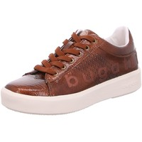 Schuhe Damen Sneaker Low Bugatti Schnuerschuhe Schnürhalbschuh Kelli 432-40719-5700 6300 braun