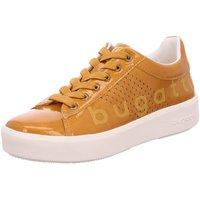 Schuhe Damen Sneaker Low Bugatti Schnuerschuhe Schnürhalbschuh Kelli 432-40719-5700 5000 gelb