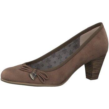 Schuhe Damen Pumps S.Oliver 5-5-22470-34/324 braun