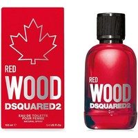 Beauty Damen Eau de toilette  Dsquared Red Wood Pour Femme Edt Zerstäuber