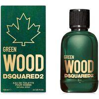 Beauty Herren Eau de toilette  Dsquared Green Wood Pour Homme Edt Zerstäuber  100 ml