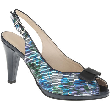 Schuhe Damen Sandalen / Sandaletten Lei By Tessamino Pumps Loriana Farbe: blau blau