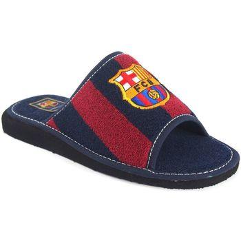 Schuhe Herren Hausschuhe Andinas Geh nach Hause, Herr  594-50 blau Rot