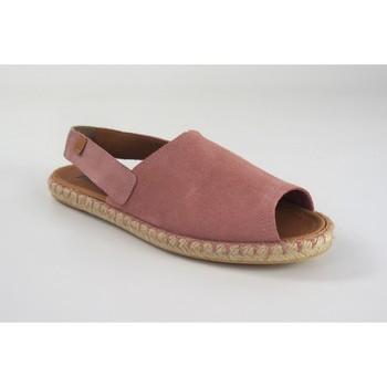 Schuhe Damen Sandalen / Sandaletten Calzamur Lady  186 (687) Lachs Rose