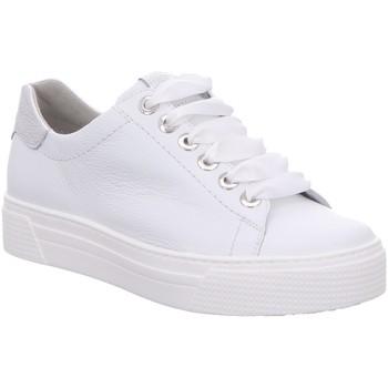 Schuhe Damen Sneaker Low Semler A5015-107-101-Alexa weiß