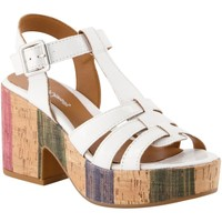 Schuhe Damen Sandalen / Sandaletten Alpe Sandaletten BAHAMAS 47305300 weiß