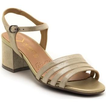 Schuhe Damen Sandalen / Sandaletten Desiree LUNA Gold