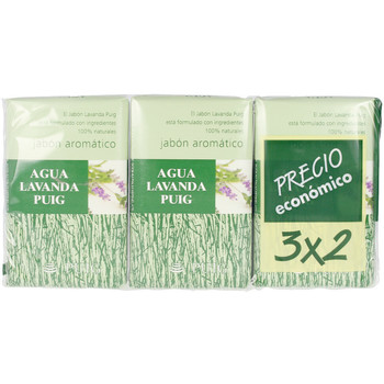 Beauty Badelotion Agua Lavanda Puig Seife Set 3 Pz 3 u