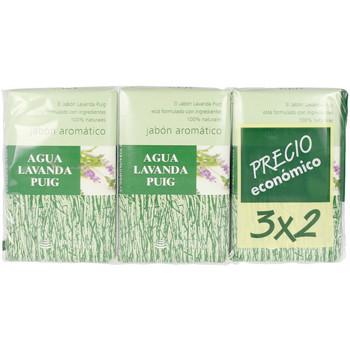 Beauty Badelotion Agua Lavanda Puig Seife Set 3 Pz
