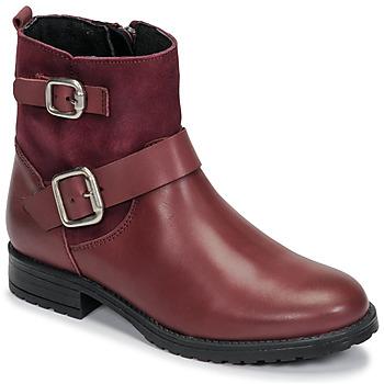 Schuhe Mädchen Boots Citrouille et Compagnie NIVOLE Bordeaux