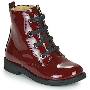 Schuhe Mädchen Boots Citrouille et Compagnie HEMANU Bordeaux