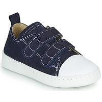 Schuhe Jungen Sneaker Low Citrouille et Compagnie NADIR Marine