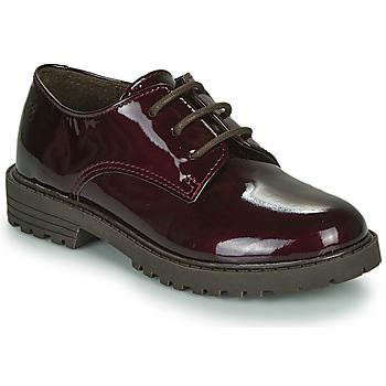 Schuhe Mädchen Derby-Schuhe Citrouille et Compagnie NALIME Bordeaux