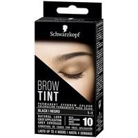 Beauty Damen Augenbrauenpflege Schwarzkopf Brow Tint Tinte Cejas 1-1-negro