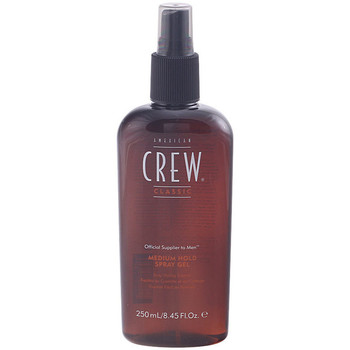 Beauty Herren Spülung American Crew Medium Hold Spray Gel  250 ml