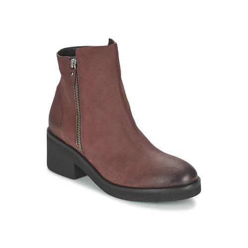Vic ASCILLE Bordeaux Schuhe Boots Damen 144,50