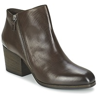 Schuhe Damen Ankle Boots Vic ASSINOU Braun