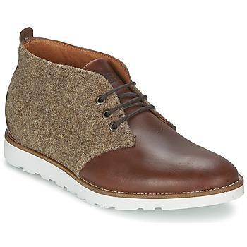 Schuhe Herren Boots Wesc DESERT BOOT Braun