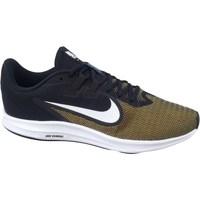Schuhe Herren Laufschuhe Nike Downshifter 9 Weiß,Schwarz,Braun