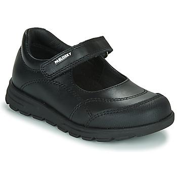 Schuhe Mädchen Ballerinas Pablosky 334210 Schwarz