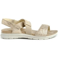 Schuhe Damen Sandalen / Sandaletten Imac 508560 Gold