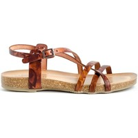 Schuhe Damen Sandalen / Sandaletten Porronet 2615 Braun
