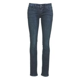 Kleidung Damen Straight Leg Jeans LTB ASPEN Blau