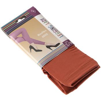 Kleidung Damen Leggings Intersocks Lang warme leggings - Opaque Orange