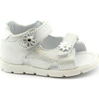 Schuhe Mädchen Sandalen / Sandaletten Balocchi BAL-E20-103113-ARG-a Argento