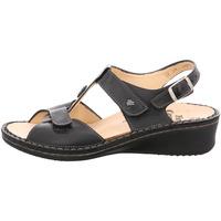 Schuhe Damen Sandalen / Sandaletten Finn Comfort Sandaletten ADANA 02660-014099 schwarz