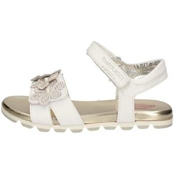 Schuhe Mädchen Sandalen / Sandaletten Balducci BS1484 WEISS