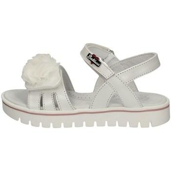 Schuhe Mädchen Sandalen / Sandaletten Balducci SELF1884 WEISS