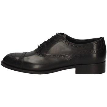 Schuhe Herren Richelieu Hudson 873 SCHWARZ