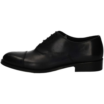 Schuhe Herren Richelieu Hudson 4259 BLAU