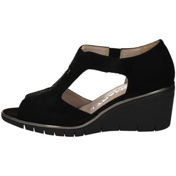 Schuhe Damen Sandalen / Sandaletten Comart 4D3352 SCHWARZ