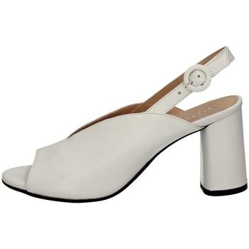 Schuhe Damen Sandalen / Sandaletten Soffice Sogno E20150T WEISS