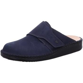 Schuhe Damen Hausschuhe Finn Comfort AMALFI 01515636046 blau