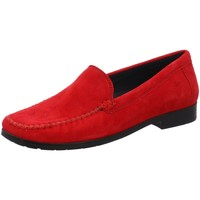 Schuhe Damen Slipper Sioux Slipper 7160597 rot