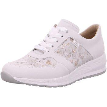 Schuhe Damen Derby-Schuhe & Richelieu Finn Comfort Schnuerschuhe DRENA BIANCO/STONE 3613-902095 grau