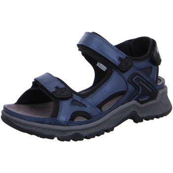 Schuhe Damen Sandalen / Sandaletten Allrounder by Mephisto Sandaletten Sandale Westside Westside 55-1 blau
