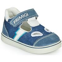Schuhe Jungen Sandalen / Sandaletten Primigi  Blau