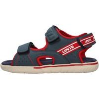 Schuhe Jungen Wassersportschuhe Levi's - Vista blu VSAN0010S-0040 BLU