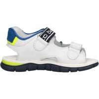 Schuhe Jungen Wassersportschuhe Balducci - Sandalo bianco FOR1850 BIANCO