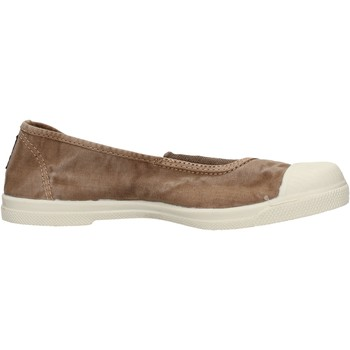 Schuhe Damen Sneaker Natural World - Slip on beige 103E-621 BEIGE